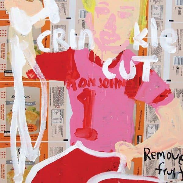 Nigel Sense - Art is Crinkle Cut (2017)