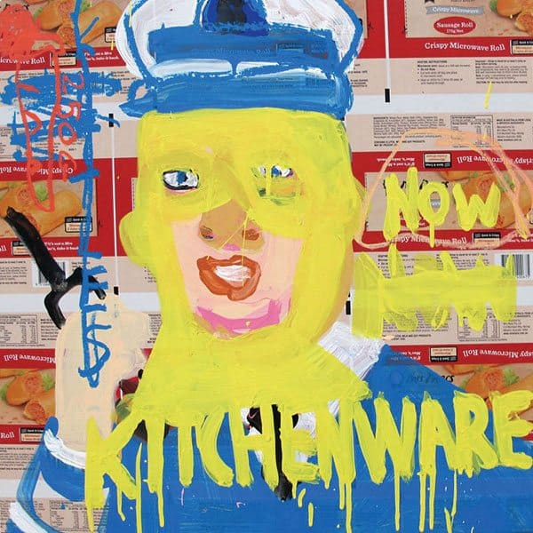 Nigel Sense - Art is Kitchen Ware (2017)