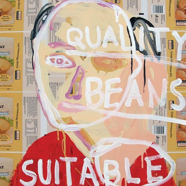 Nigel Sense - Art is Quality Beans (2017)