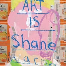 Nigel Sense - Art is Shane Warne (2017)
