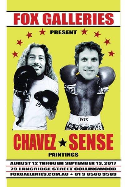 Nigel Sense & Mike Chavez - Sense & Chavez (2017)