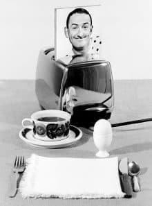 Maggie Diaz - Peter James 3AW Breakfast Presenter (1960s)