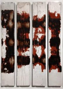 Robert Andrew - White Wash Over The Burn (2017)