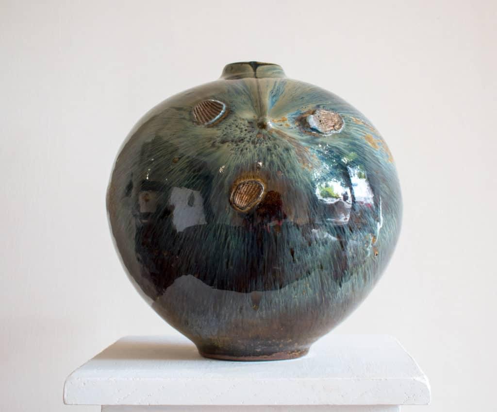 Rowley Drysdale - Blue orb (2017)