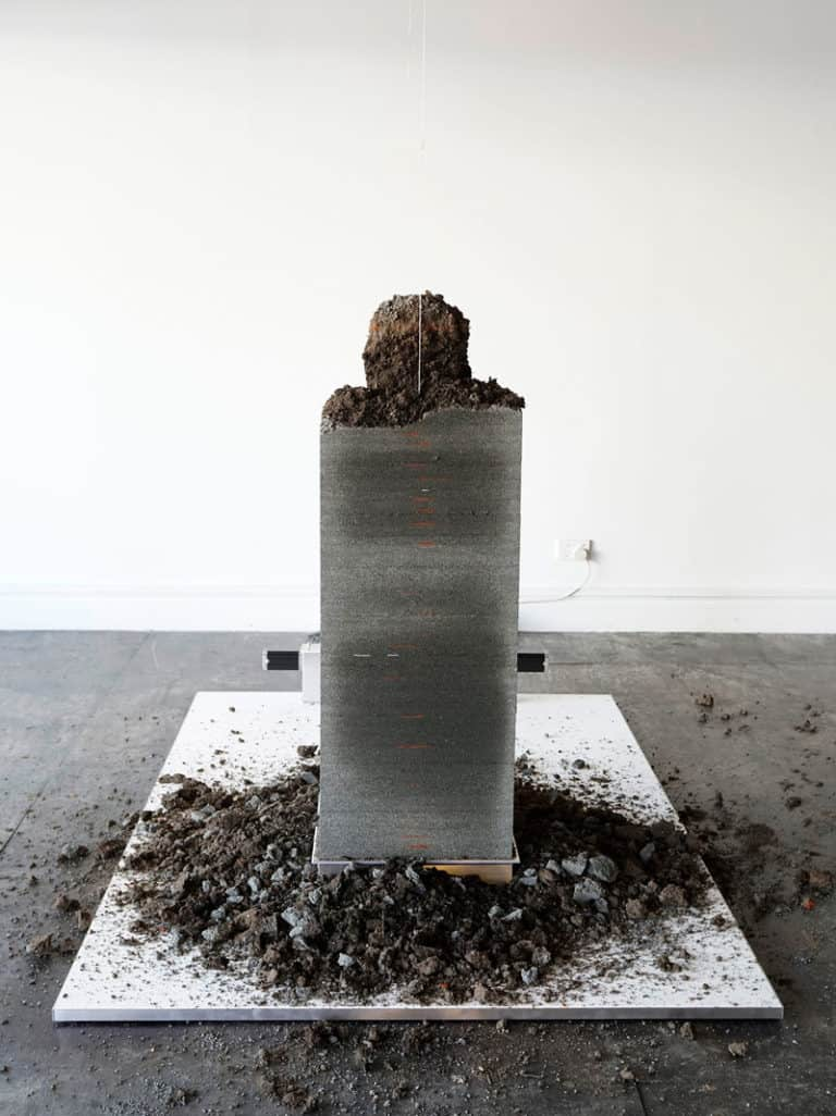 Robert Andrew - Country, Ground, Earth, Sand, Time and Space (2017)