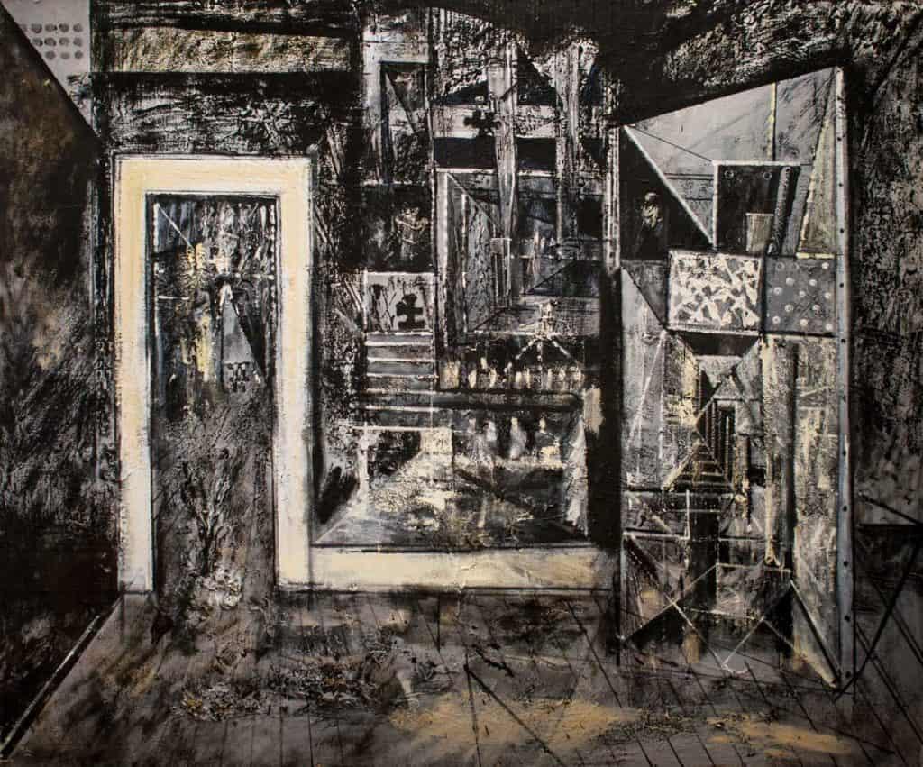 Victor Rubin - Matrix 4 and the Inter Self (2001)