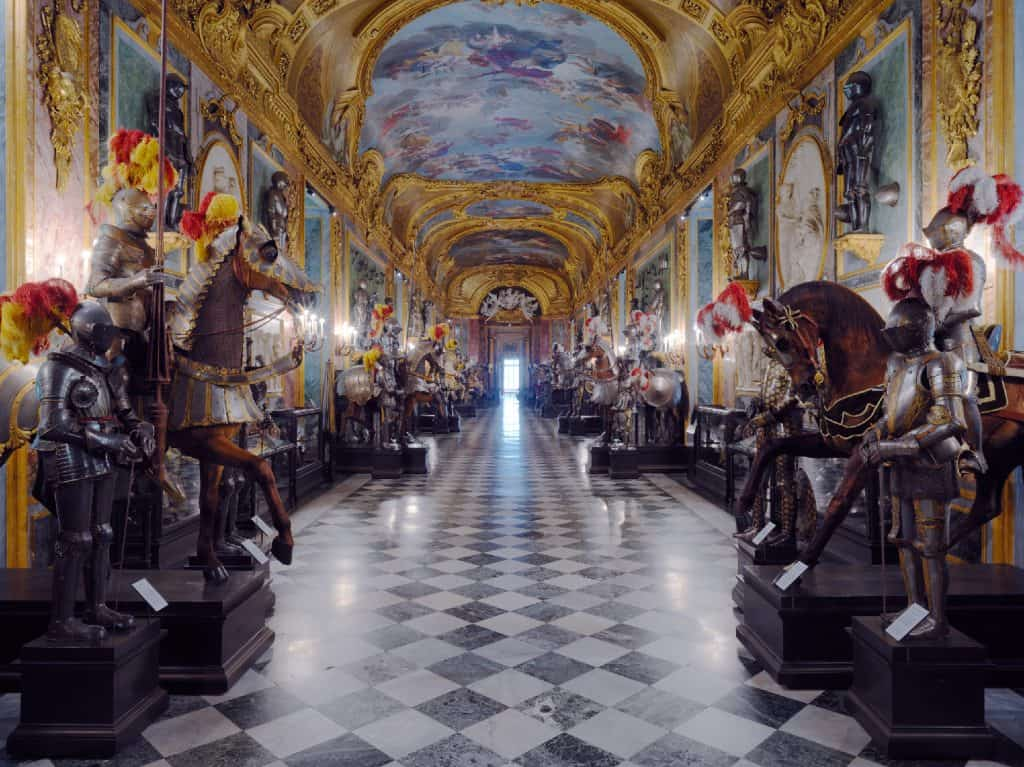 Wayne Fogden - The Royal Armoury, Turin (2018)