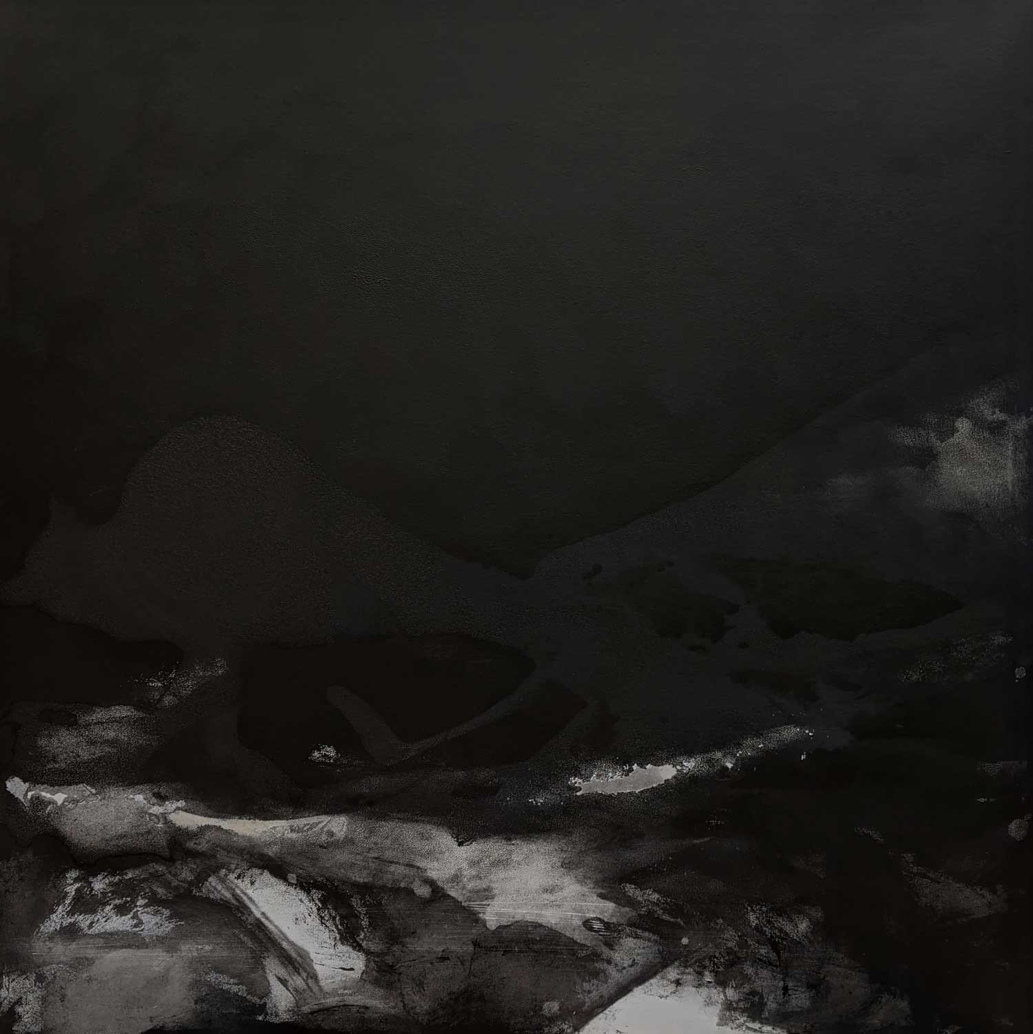 Emilie HeurteventThe Abyss #7, 2020Acrylic and ink on canvas122 cm by 122 cm$2,500