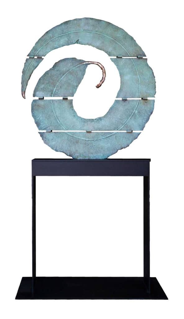 Stephen Glassborow Infinity, 2021 Bronze200 cm High$24,000